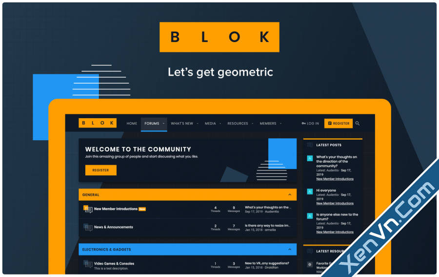 BLOK Dark - Clean Geometric Theme XenForo 2.png