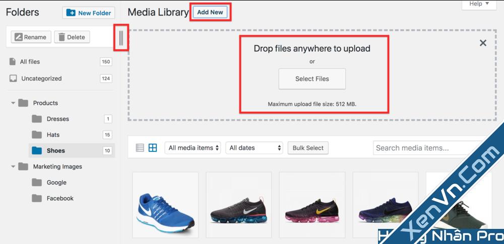 FileBird - WordPress Media Library Folders-2.png