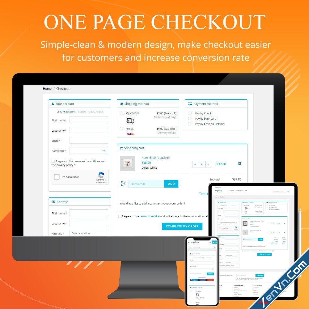 One Page Checkout Module - PretaShop.jpg