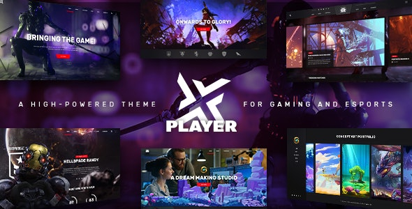 PlayerX - Wordpress Theme for Gaming and eSports.jpg